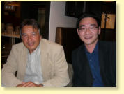 With Fellowship supervisor Prof Dr. IB Tan